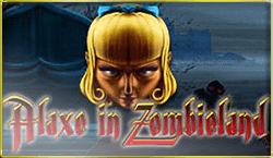 """Игровой автомат Alaxe in Zombieland"""