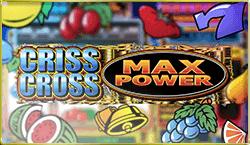 Игровой автомат Criss Cross Max Power