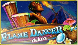 Игровой автомат Flame Dancer Deluxe