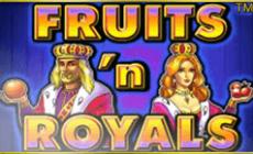 Игровой автомат Fruits`n Royals