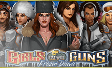 Игровой автомат Girls With Guns Frozen Dawn