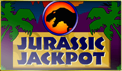 """""""Игровой автомат Jurassic Jackpot"""""""