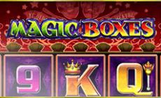 Игровой автомат Magic Boxes