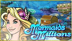 """""""Игровой автомат Mermaids Millions"""""""