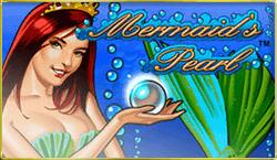 Игровой автомат Mermaid`s Pearl