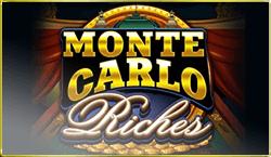 Игровой автомат Monte Carlo Riches
