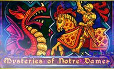 Игровой автомат Mysteries of Notre Dames