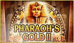 Игровой автомат Pharaoh`s Gold II