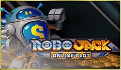 Игровой автомат Robo Jack