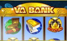 Игровой автомат Va bank