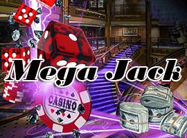 игровые автоматы от Мега Джек