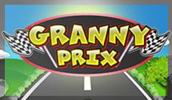 Игровой автомат Granny Prix