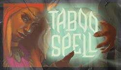 Игровой автомат Taboo Spell