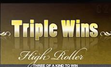 Игровой автомат Triple Wins