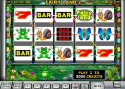 Игровой автомат Секрет игрового автомата Fairy Land