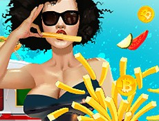 Игровой автомат В Casino BTC с 11 по 17 мая проходит «День фастфуда»