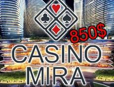 Игровой автомат Casino MIRA устраивает турнирную гонку