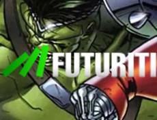 Игровой автомат Станьте участником акции «Hulk vs Xmen» в Casino Futuriti