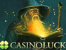 Игровой автомат В Casino Luck стартовала акция «Wizards promo»