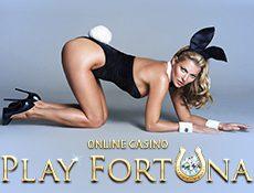 Игровой автомат Play Fortuna Casino раздает «Фриспины Playboy»