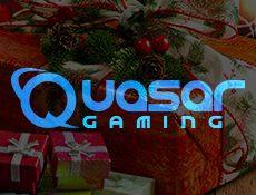 Игровой автомат Quasar Gaming раздает «Новогодние подарки»