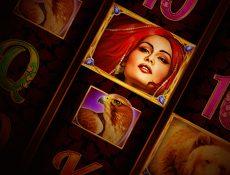 Игровой автомат Очаровательная волшебница слотов Autumn Queen раздает щедрые подарки
