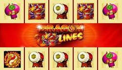 Игровой автомат Dragon Lines
