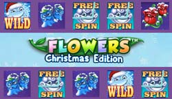 """""""Игровой автомат Flowers Christmas Edition"""""""