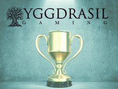 Игровой автомат Yggdrasil дважды был признан наилучшим производителем