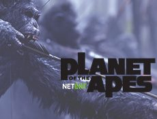 Игровой автомат Планета обезьян – новенький эмулятор от Net Entertainment