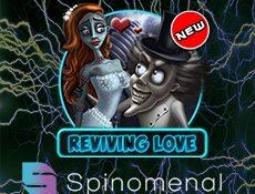 Игровой автомат Reviving Love – новый слот-автомат от Spinomenal